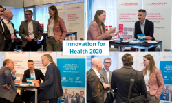 Productive conversations at Innovation for Health 2020