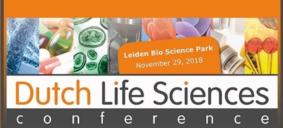 Dutch Life Science Conference 2018